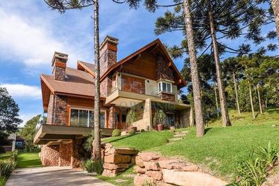 Casa Residencial À Venda, Condomínio Aspen Mountain, Gramado. - Ca0024