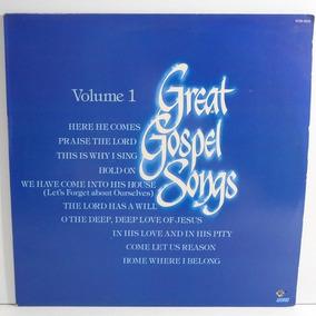 Great Gospel Songs Volume 1 Lp Micki Fuhrman / Imperials