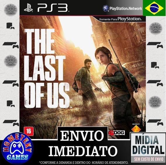 The Last Of Us - Psn Ps3 - Dublado Português Br
