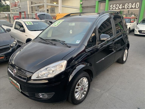 Fiat Idea 1.4 Flex Attractive 8v 2013