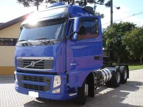 Volvo Fh 440 6x4 11/11 Único Dono