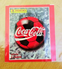 Embalagem Lacrada + 46 Futcards Coca-cola Seleção Fretgratis