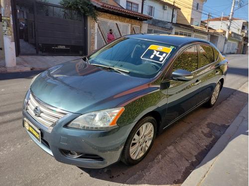 Imagem 1 de 11 de Nissan Sentra 2014 2.0 Sv Flex Aut. 4p