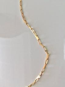 Cordão Cartier 60cm Masculino Ouro 18k