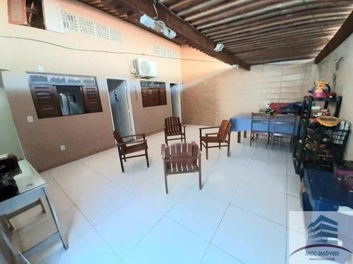 Imagem 1 de 18 de Casa A Venda No Condomínio Paracati, Planalto