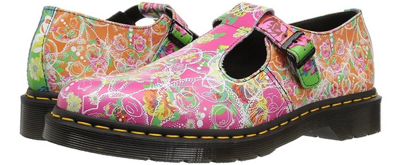Zapatos Dr Martens Polley Daze Mary Jane