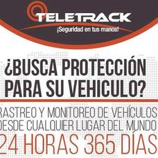 Gps Rastreo Satelital Vehículo,moto,camión Teletrack Segurid