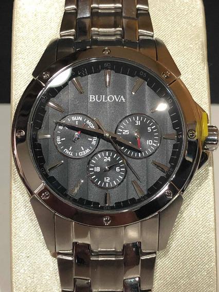 Reloj Bulova 96c107 Nuevo