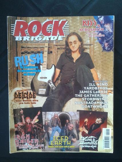 Revista Rock Brigade Ano 22 - N ° 211 - Fevereiro 2004
