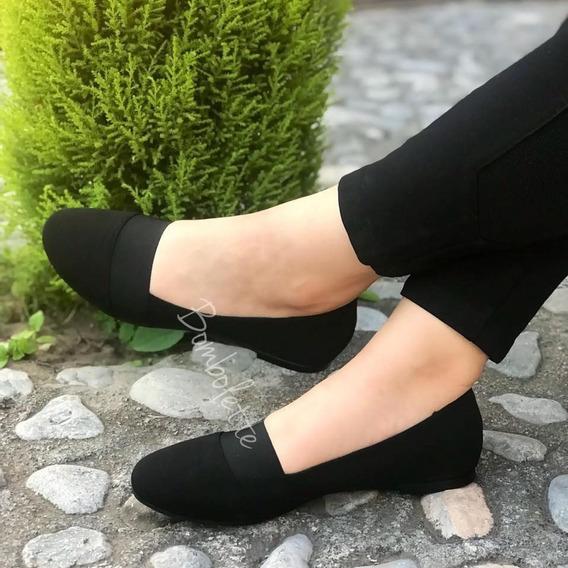 Zapato De Piso Flat
