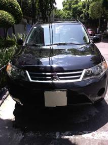 Mitsubishi Outlander Ls Asientos De Piel 6 Cil 2007 90 M Kms