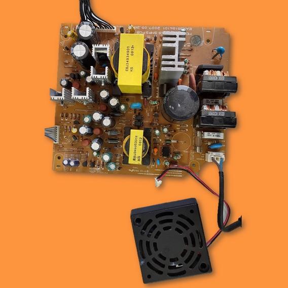 Placa De Fonte Alimentação Cooler Eax35194101 Som Lg Mct362