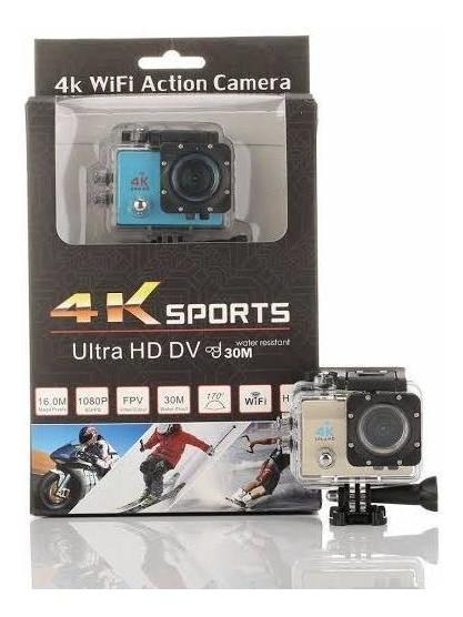 Câmera Sport Vídeo Com Excelente Qualidade