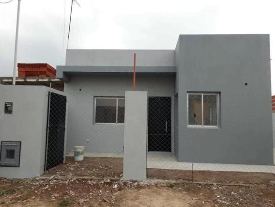 Casa 1 Dorm -lote 10 X 30 -estrenar- City Bell