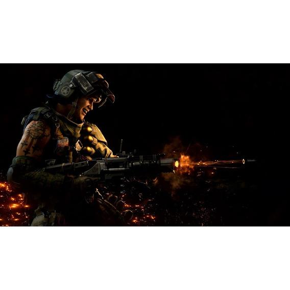 Jogo Mídia Física Call Of Duty Black Ops 4 Para Xbox One