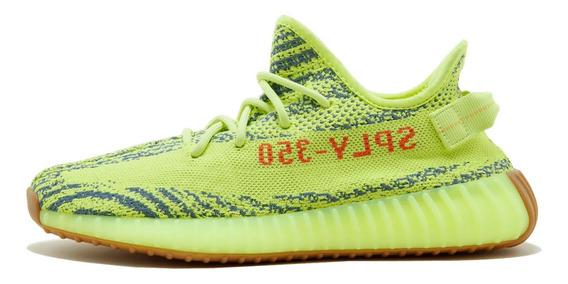 Yeezy Boost 350 V2 Semi Frozen Yellow Originales