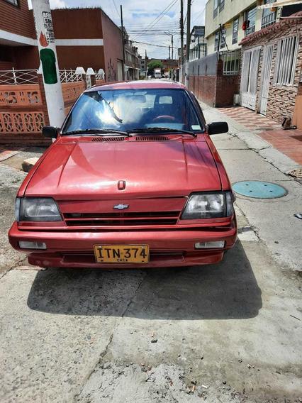 Chevrolet Sprint Rojo Modelo 1993
