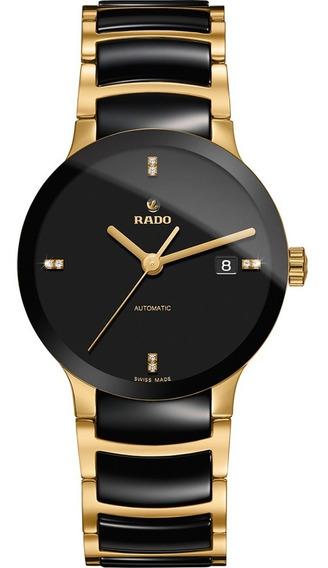 Reloj Rado Centrix Automatic Diamonds R30035712 Ghiberti