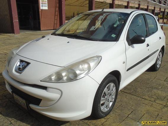 Peugeot 207 - Sincronica