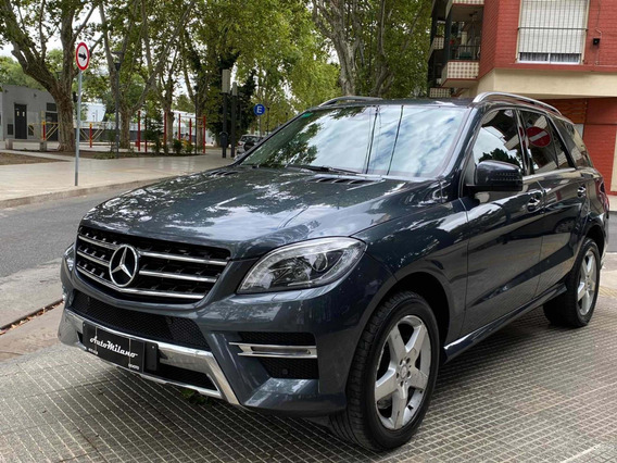 Mercedes-benz Ml 3.5 Ml350 4matic Sport B.efficiency 2013