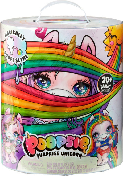 Poopsie Slime Surprise Unicorn Rainbow Ou Oopsie Candide