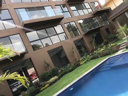 Departamento En Chapultepec / Cuernavaca - Tbr-756-de*