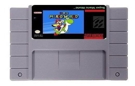 Super Mario World Legendado Em Português Super Nintendo Snes