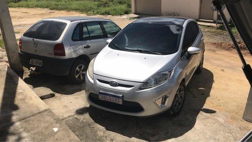 Imagem 1 de 2 de Ford Fiesta 2013 1.6 16v Se Flex 5p