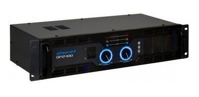 Amplificador De Potencia Oneal Op2400 400w Rms