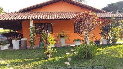 Chácara Com 3 Dorms, Olaria, Itapecerica Da Serra - R$ 750 Mil, Cod: 3970 - V3970