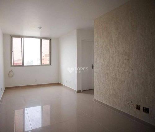Apartamento Com 2 Dormitórios À Venda, 67 M² Por R$ 299.000,00 - Largo Do Barradas - Niterói/rj - Ap31581