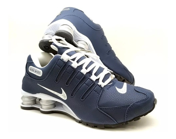 Tênis Nike Shox Nz 4 Molas