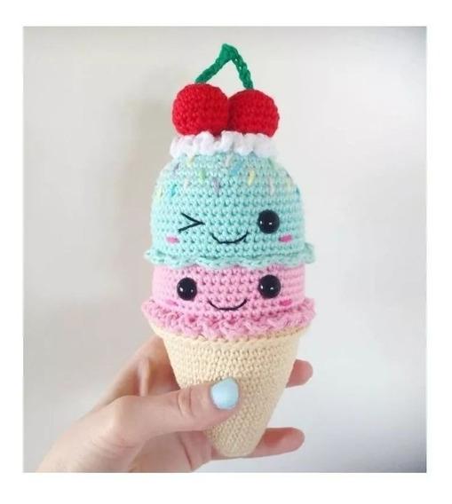 15 Patrones Crochet Amigurumis + Regalo Idioma Inglés