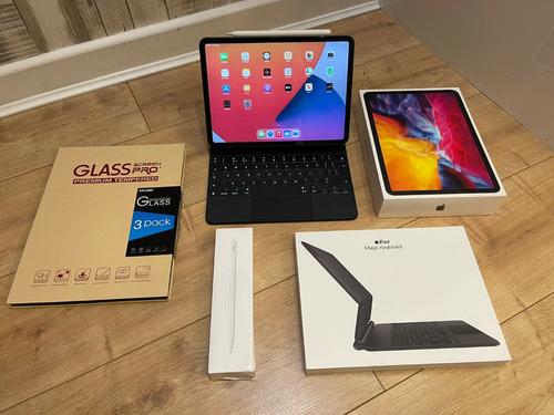 Apple iPad Pro 11 2020 2nd Gen 128gb + Apple Magic Keyboar
