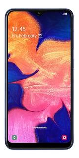 Celular Samsung Galaxy A10 Azul Cuotas
