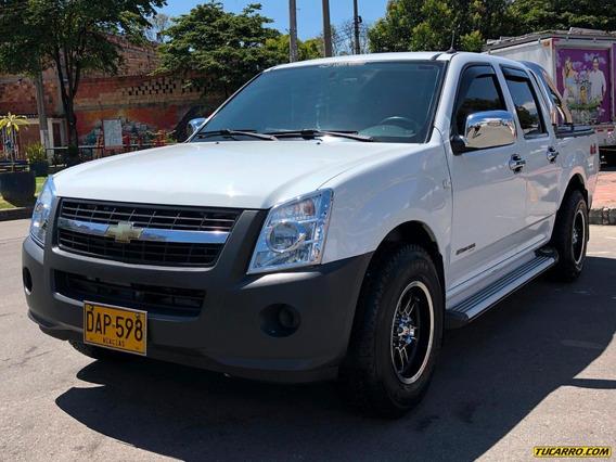 Chevrolet Luv D-max Ls 4x2 Tdi 3000cc Mt Aa Dh Fe