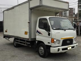 Hyundai Hd65 2014 Con Furgon Como Nuevo