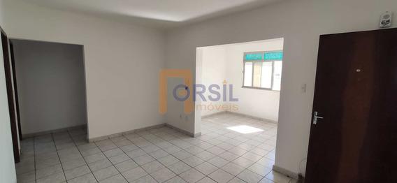 Apartamento Com 2 Dorms, Vila Mogilar, Mogi Das Cruzes, Cod: 1207 - A1207
