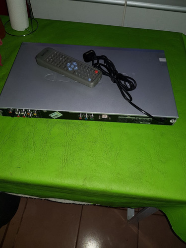 Dvd Ranser Modelo = Dvd 1166 ( Usado )