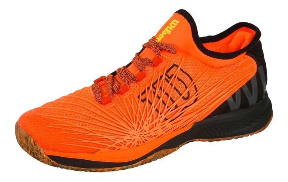 Zapatillas Hombre Wilson Kaos 2.0 Sft Naranja - Surtenis