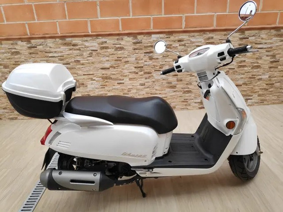 Kymco Like 125 Usada 2019 Con 216km Impecable