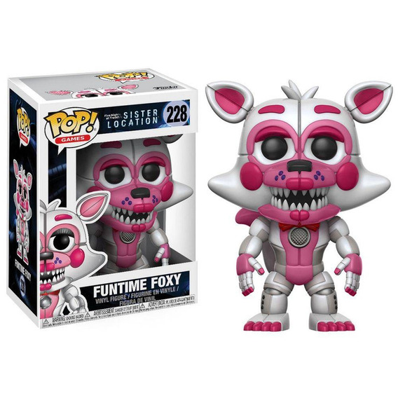 Funtime Foxy 228 - Five Nights At Freddy