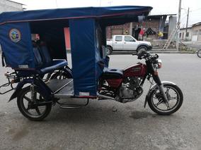 Tricimoto Suzuki Gn125h