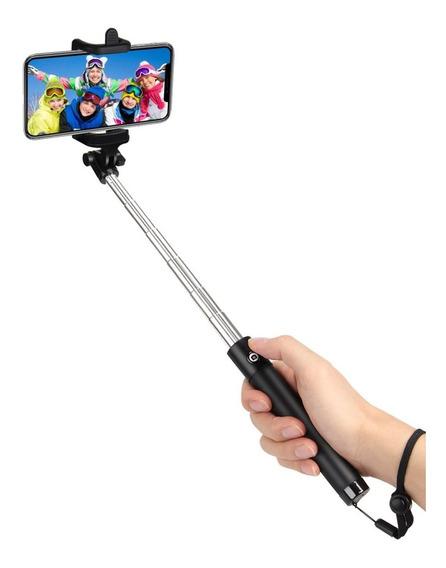Bastão Pau De Selfie - Monopod Via Bluetooth
