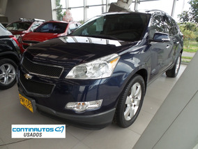 Chevrolet Traverse 3.6 At