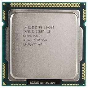 Proc Desk Intel 1156 Core I3-540 3.06ghz Oem