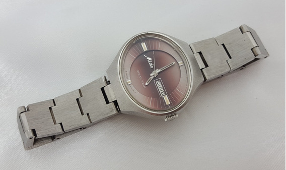 Relógio Feminino Mido Ocean Star Maracanã Automático