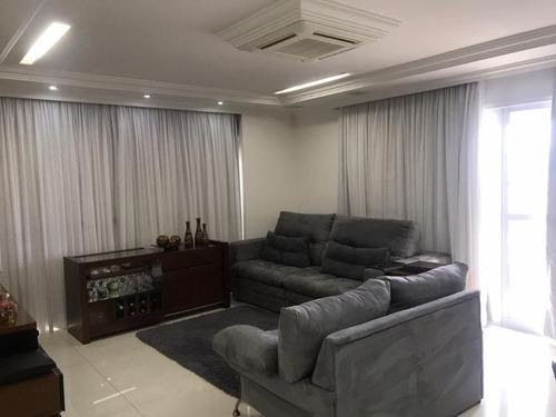 Cobertura Com 3 Dormitórios À Venda, 136 M² Por R$ 1.430.000,00 - Vila Dom Pedro Ii - São Paulo/sp - Co0018