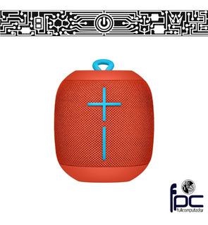 Fpc Parlantes Ultimate Ears Wonderboom Bluetooth Resite Agua