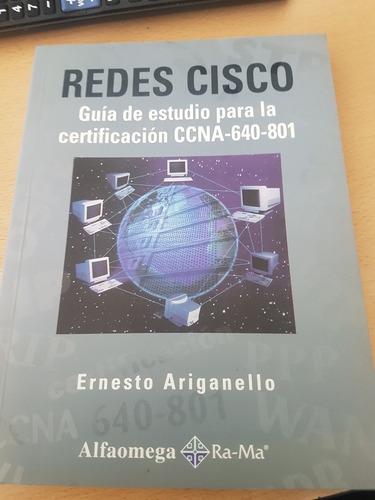 Redes Cisco Ccna Autor Ariganello
